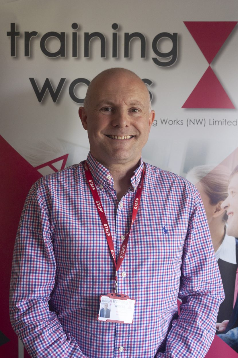 Alun Priestley - Training Manager & Business Curriculum Lead